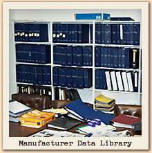 Manufacturer Data Library